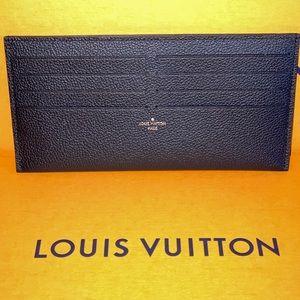 Authentic Louis Vuitton felice card slots Nior